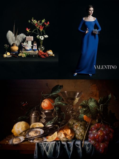 The inspiration behind the Valentino fall 2013 ad campaign. More on http://socksnbirkenstocks.blogspot.com/2013/08/behind-valentino-fall-2013-ad-campaign.html