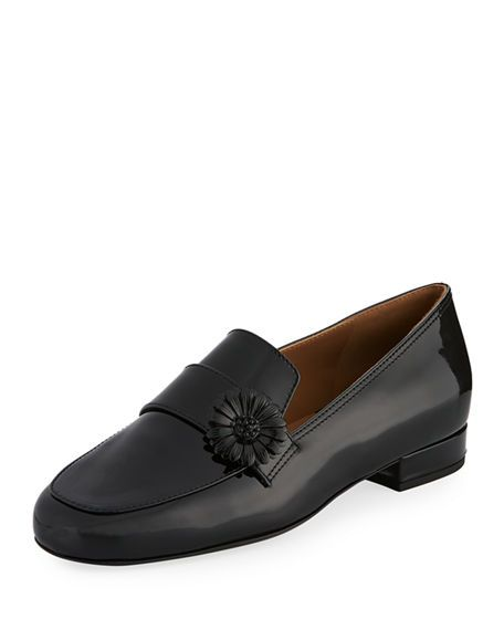 e523b420d9 Raphael Daisy Patent Leather Loafer | Shoes, Gloves, Accessories ...