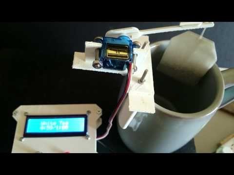 Photo of 24-Stunden-Ingenieur beendet die 3D-gedruckte automatische Teemaschine