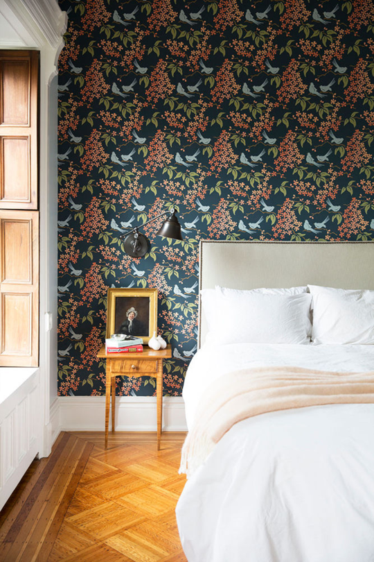 10 Times Wallpaper in the Bedroom Actually Looked Really Great ...