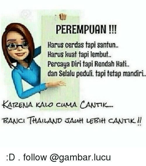 Pin On Quotes Funny Indonesia
