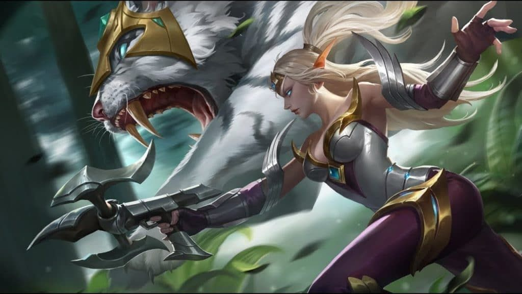 Kumpulan Wallpaper Hd Mobile Legends Part Iv Irumira Art