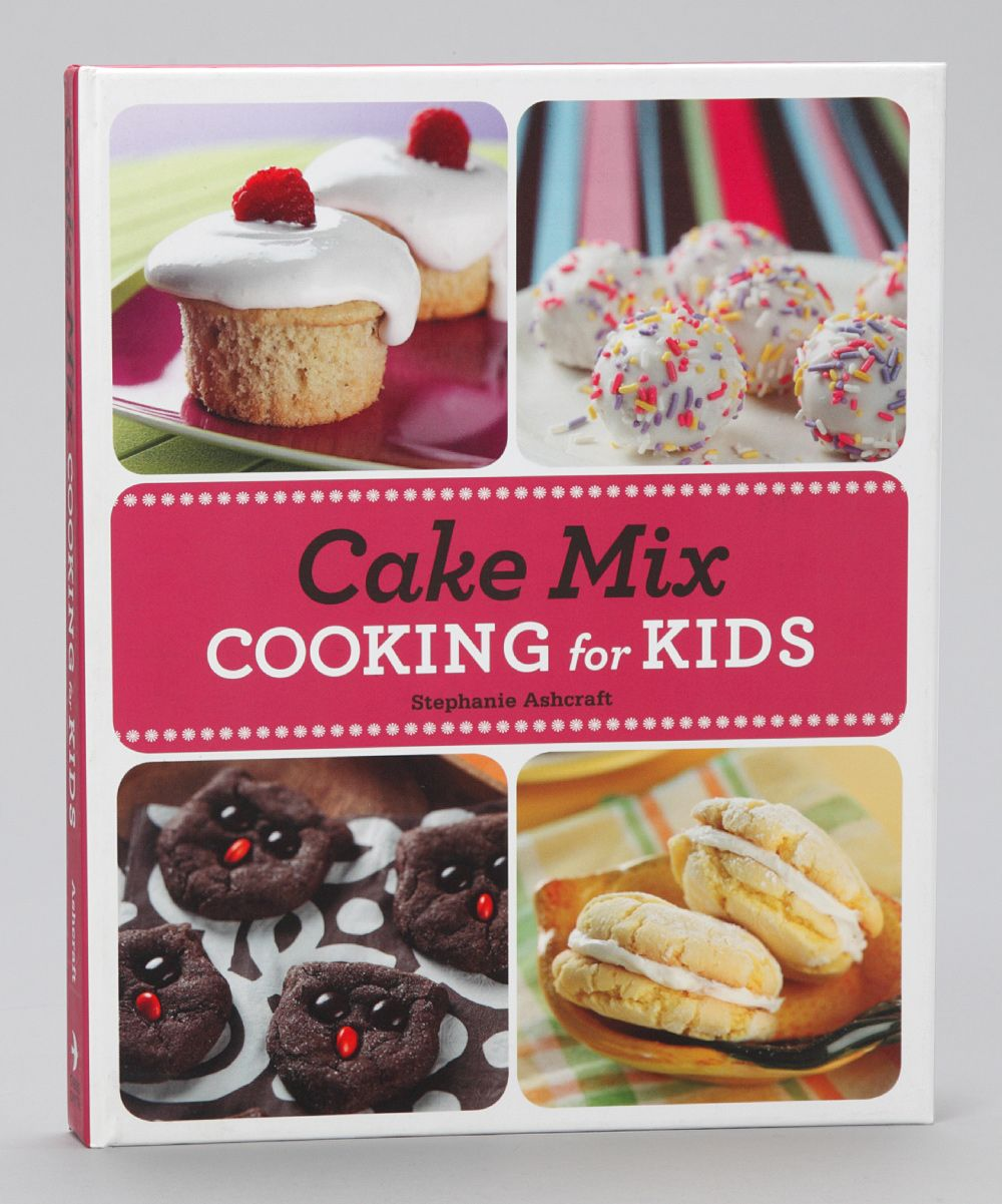 Cake Mix Cooking for Kids by Gibbs Smith on #zulily