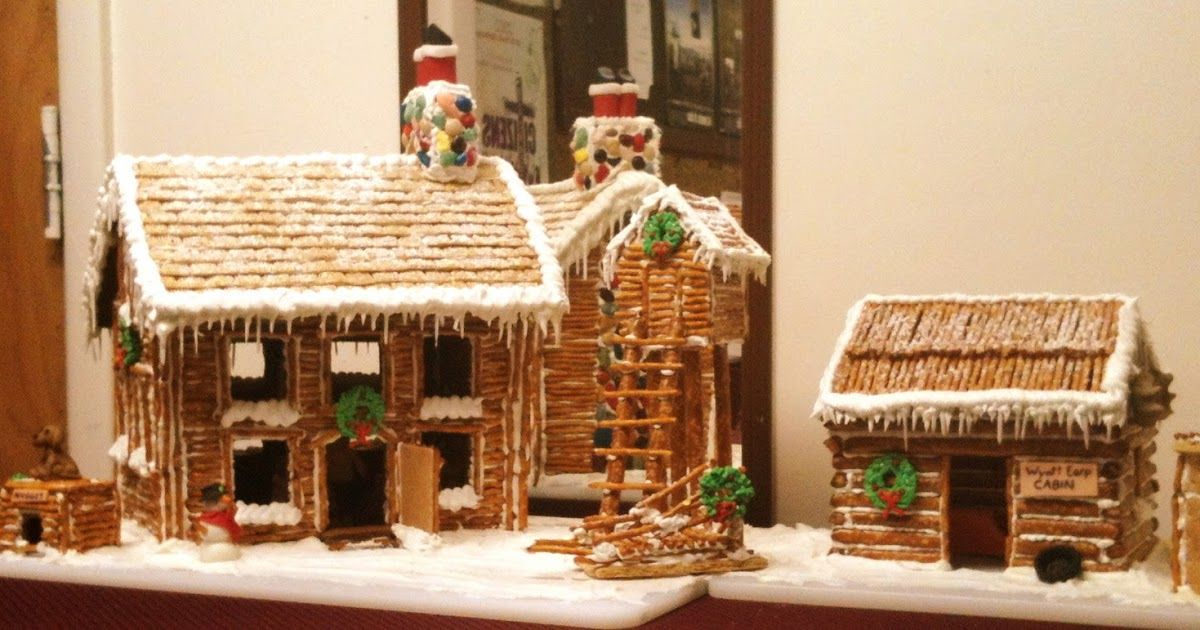 Nome pioneer christmas christmas gingerbread house