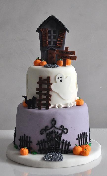La-Floreta-Pastel-Halloween-Barcelona-Tarta-Halloween-Barcelonajpg - decorating halloween cakes