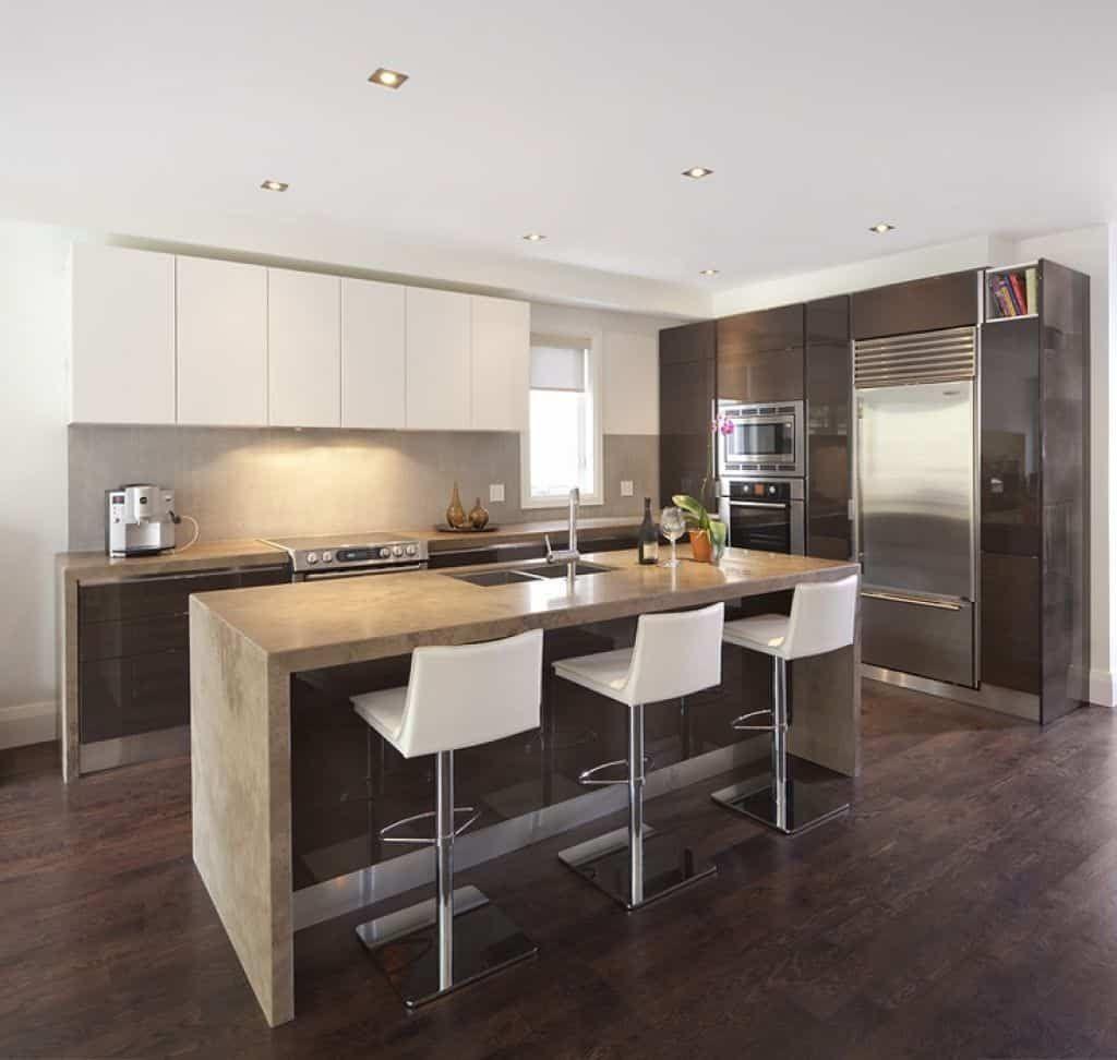 Send Recessed Lighting For Modern Interiors: Plan Recessed Lighting For Your Kitchen In 2019