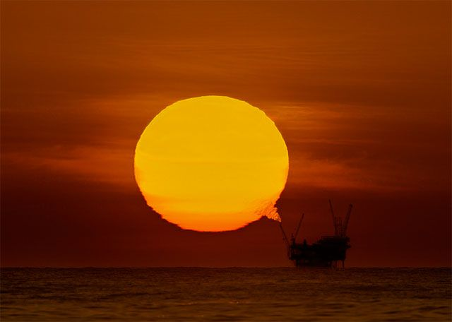 Las mejores fotos con el sol