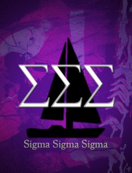 Tri Sigma Letters : sigma, letters, SLAM-, Proud, Sister, Another, Accountable, Sticking, Values!, Sigma,, Sorority