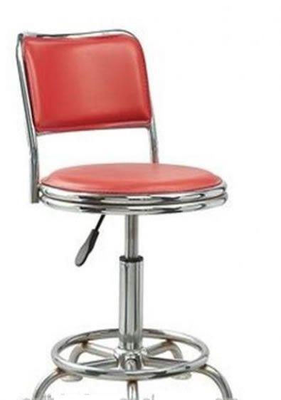 Arizona Classic s American Style Diner chrome kitchen breakfast bar stools height adjustable
