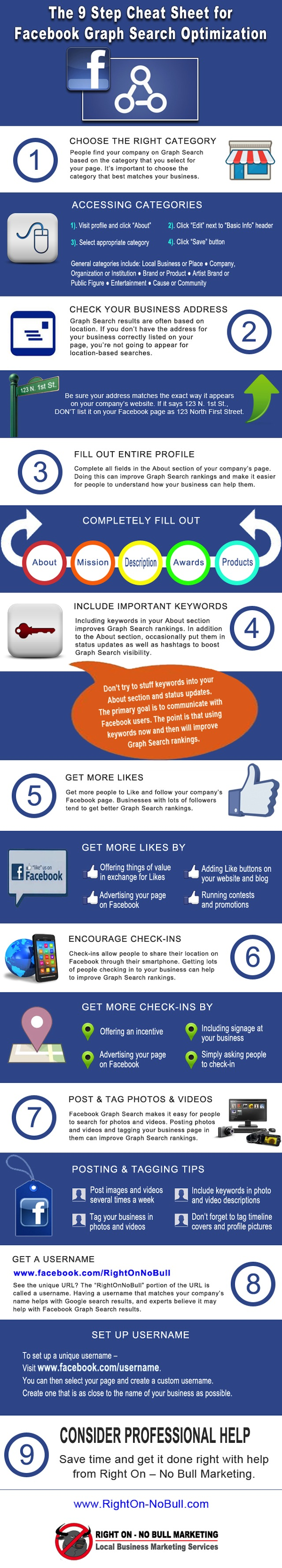 How to Optimize Your Facebook Page for Graph Search [Infographic]
