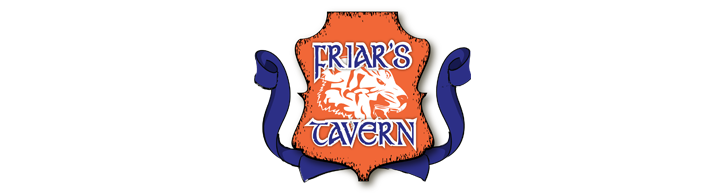 Friar's Tavern in Clemson - One of my favorite places for FAC.  Good food, good staff and a comfortable environment.