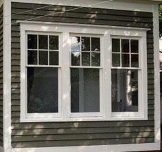 Craftsman White Window Top Grid Google Search