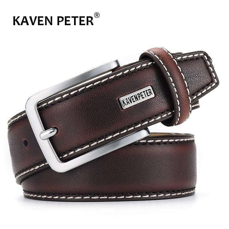 Womens Belts Genuine Leather Fashion Luxury Designer Belt For Jeans Dress