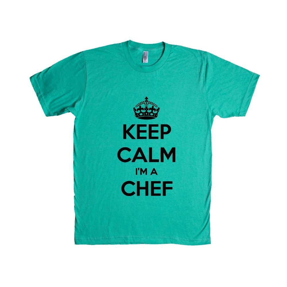 Keep Calm I'm A Chef Cook Cooking Food Foods Profession