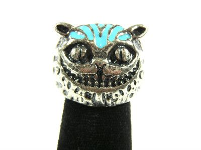Cheshire Cat Cocktail Ring