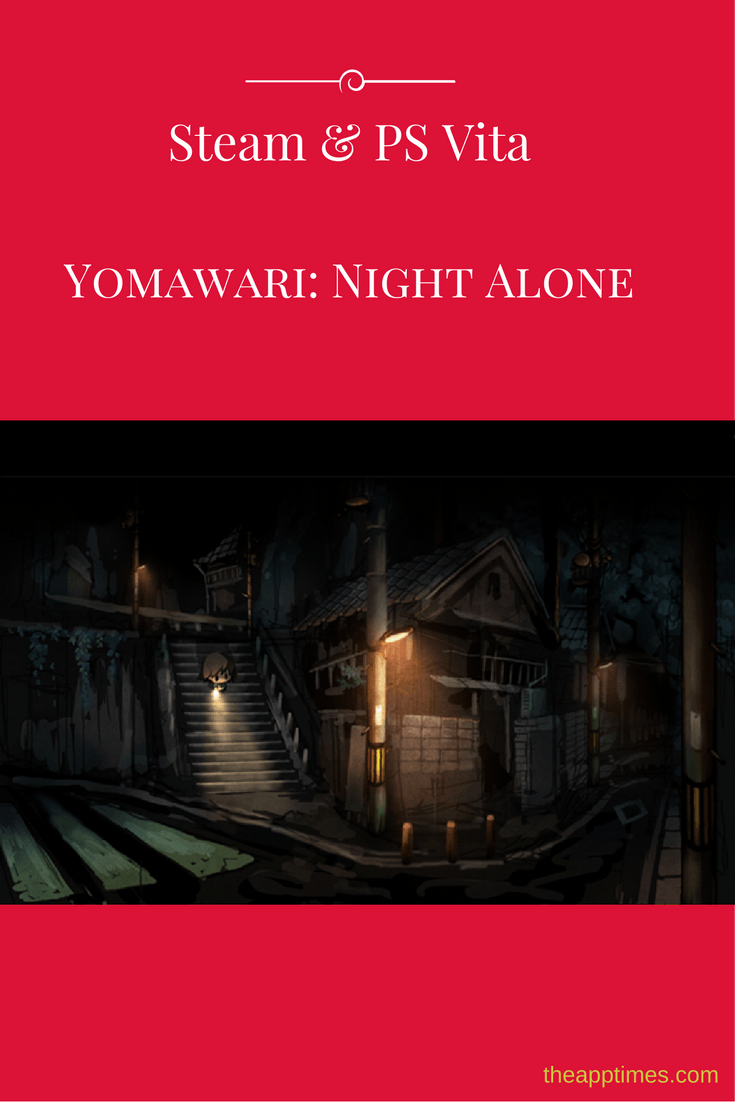 Spine tingling and blood curdling games are out this Halloween. Check out the Japanese horror survival game Yomawari Night Alone on Steam and PS Vita. via @theapptimes