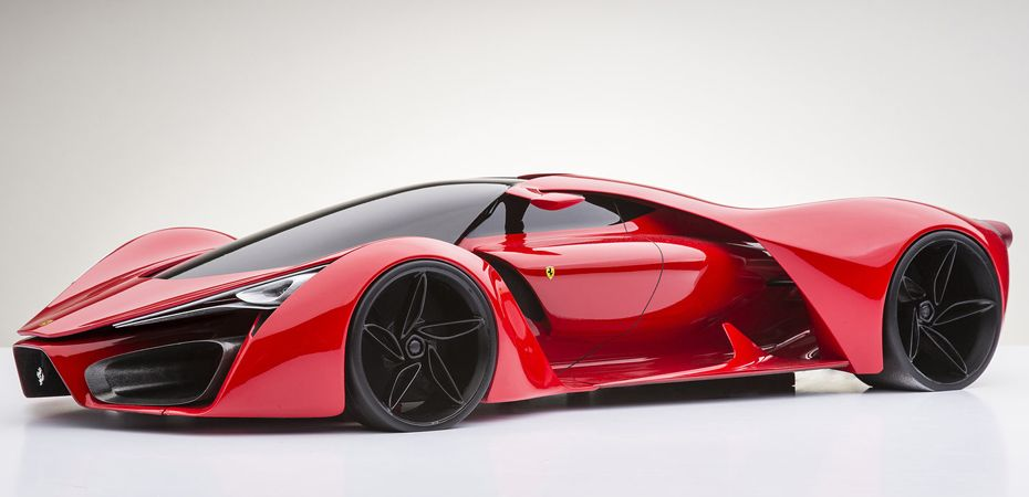 When it comes to having the sexiest supercar designs, Ferrari trumps all others… and the new Ferrari F80 Supercar Concept is no exception! Powered by a hybrid twin turbo V8 engine similar to that found in the new McLaren P1, the F80 produces an astonishing 1200 horsepower. (900 through the engine and 300 through the [&hellip