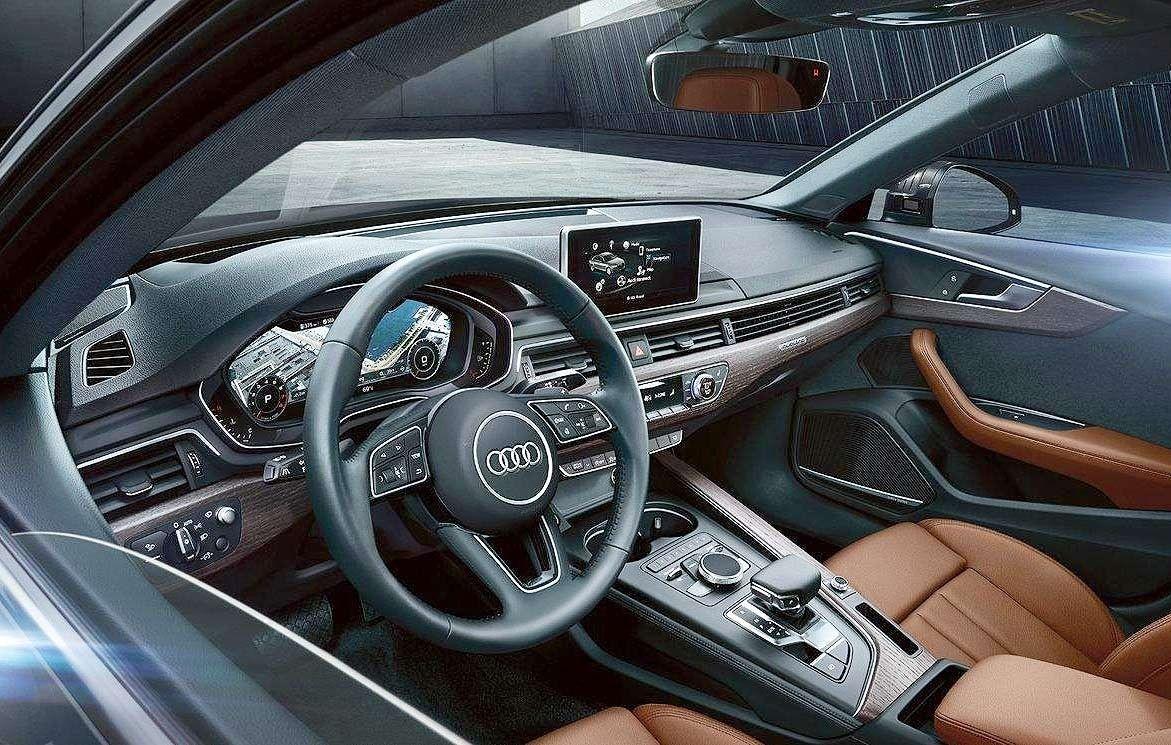 2019 A4 Release Date And Specs Audi A4 Audi Interior Audi