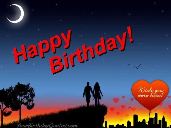 Wish You Were Here Happy Birthday Wishes Happy Birthday Wishes Wishing You A Happy Birthday Quotes