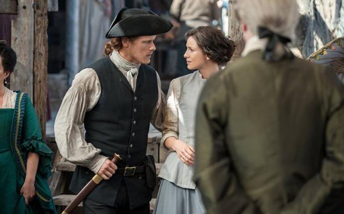 Esto Es Lo Que Debes Saber Sobre The Bakra Décimo Segundo Y Penúltimo Episodio De La Tercera Temporada De Out Outlander Temporada 3 Noticias De Espectaculos