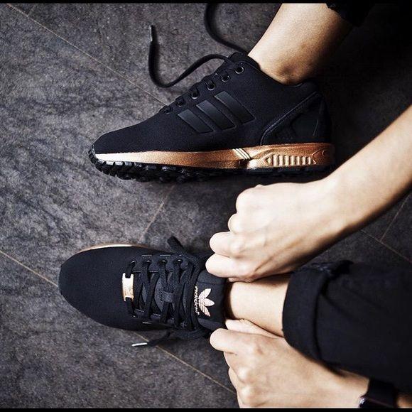 b0f2ffa92 ... Adidas ZX Flux Core black copper Brand new in box. I have size 7