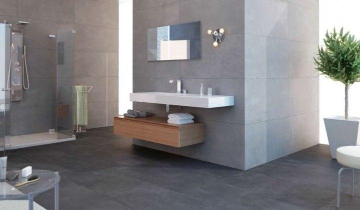 bodenfliese cifre nexus white 60x120cm gro format betonoptik top modern trend 2015 fliesen. Black Bedroom Furniture Sets. Home Design Ideas