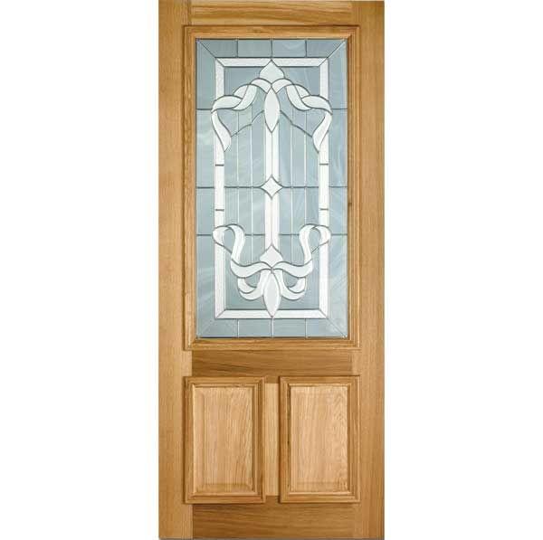 LPD Doors External Adoorable Oak Cleveland Door with Zinc Double Glazing  sc 1 st  Pinterest & Cleveland double glazed entrance door | Saved for later ...