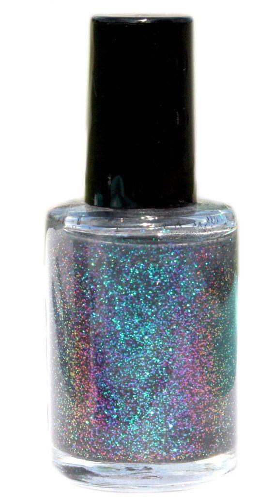 I Love Hue Multichrome Glitter Topcoat The di BaronessX su Etsy ...