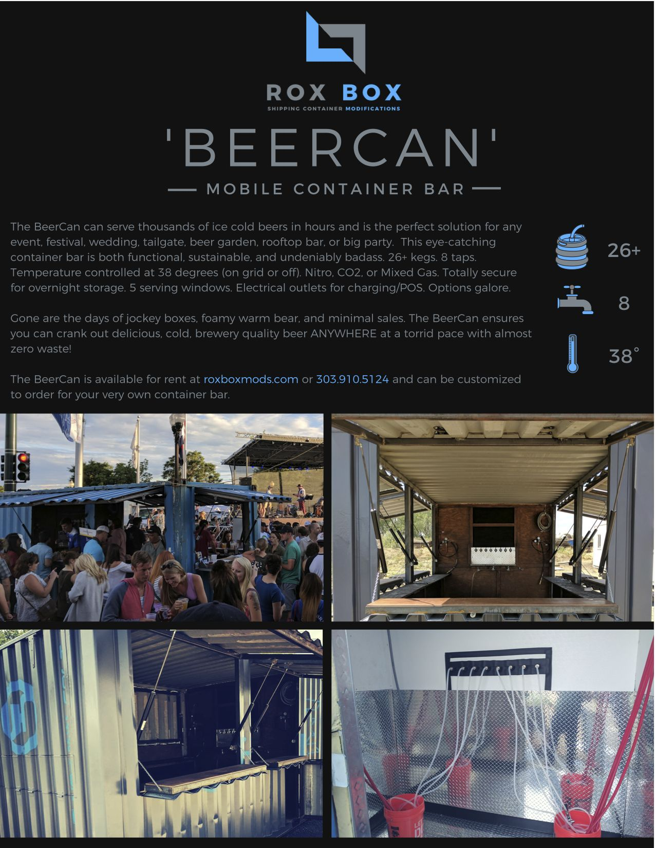 BeerCanjpg.jpg | Container Bar | Pinterest | Container bar and Bar