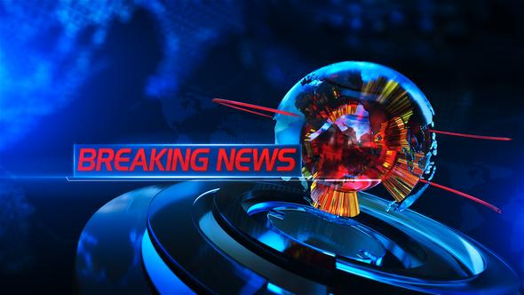 Breaking News Breaking News Studio Background Images Broadcast