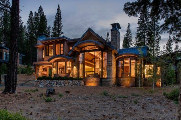 magnificent rustic home exterior designs you will immediately fall in love with also rh ar pinterest