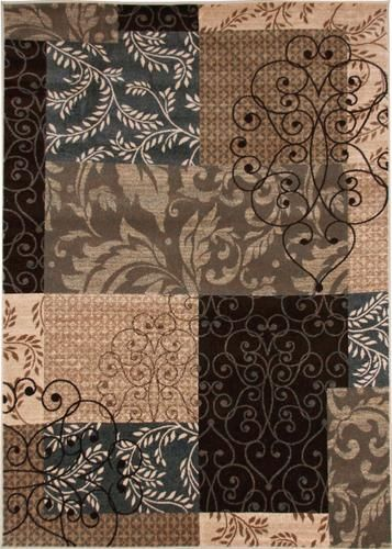Balta Radiance Collection Decorative Area Rug 5 3 X 7 2 At