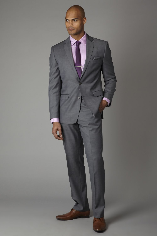 grey suit - Google Search | Corporate attire | Pinterest | Grey ...