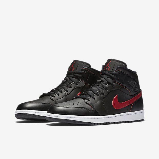 07bfcf737 Nike Air Jordan 1 Mid Men s Shoe  110.