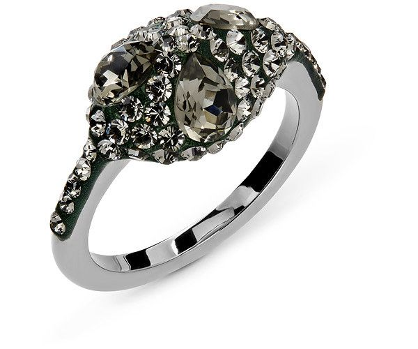 Atelier Swarovski Core Collection, Moselle Stacking Bague ...