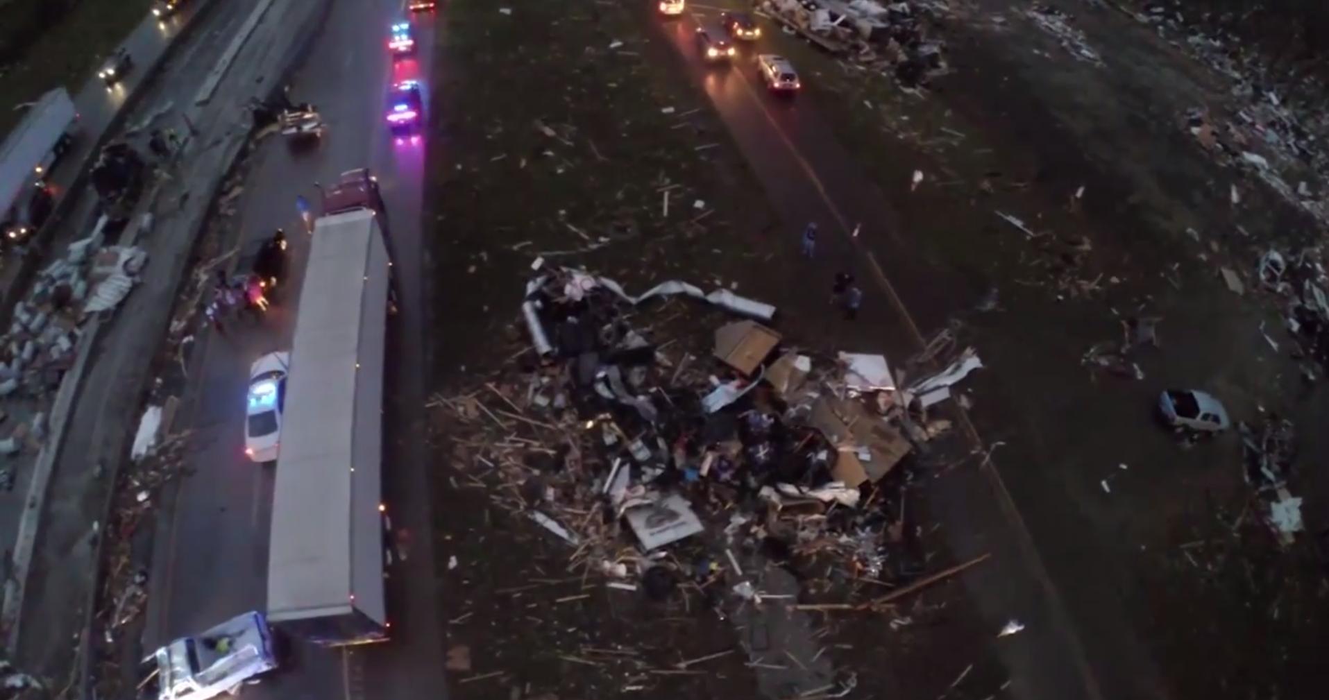 Faa Looking Into Arkansas Tornado Drone Journalism