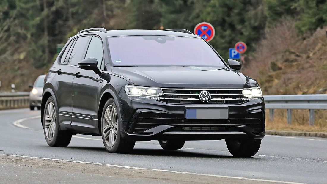 2020 Volkswagen Tiguan Changes Release Date Price New Automotive Trends Volkswagen Mitsubishi Mitsubishi Mirage