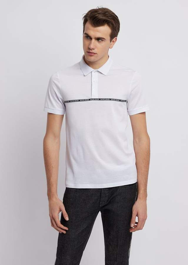 e576459899 Emporio Armani Polo Shirt in 2019 | Products | Armani polo shirts ...