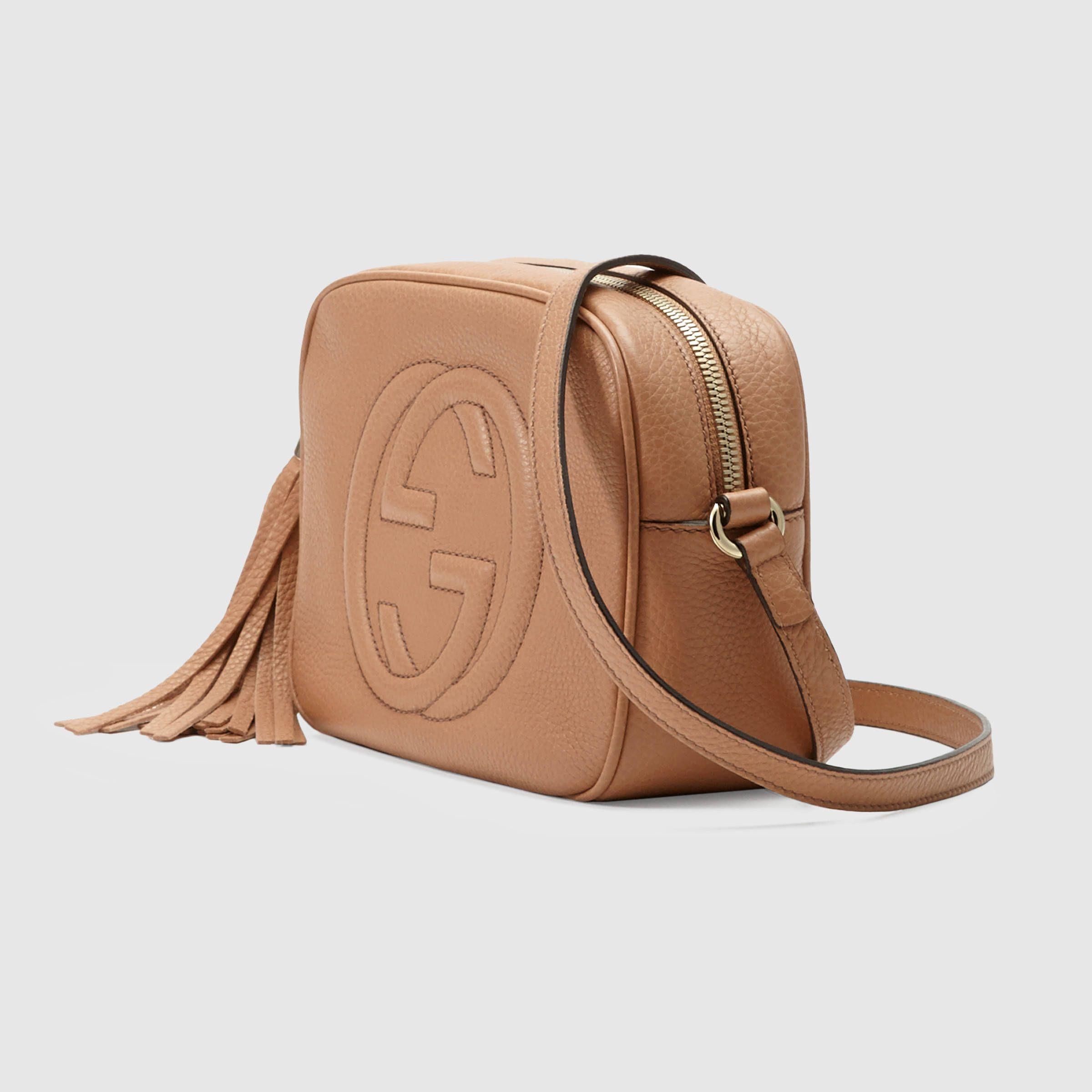 da98e567e038 Soho small leather disco bag | Save Up For These | Gucci mini bag ...