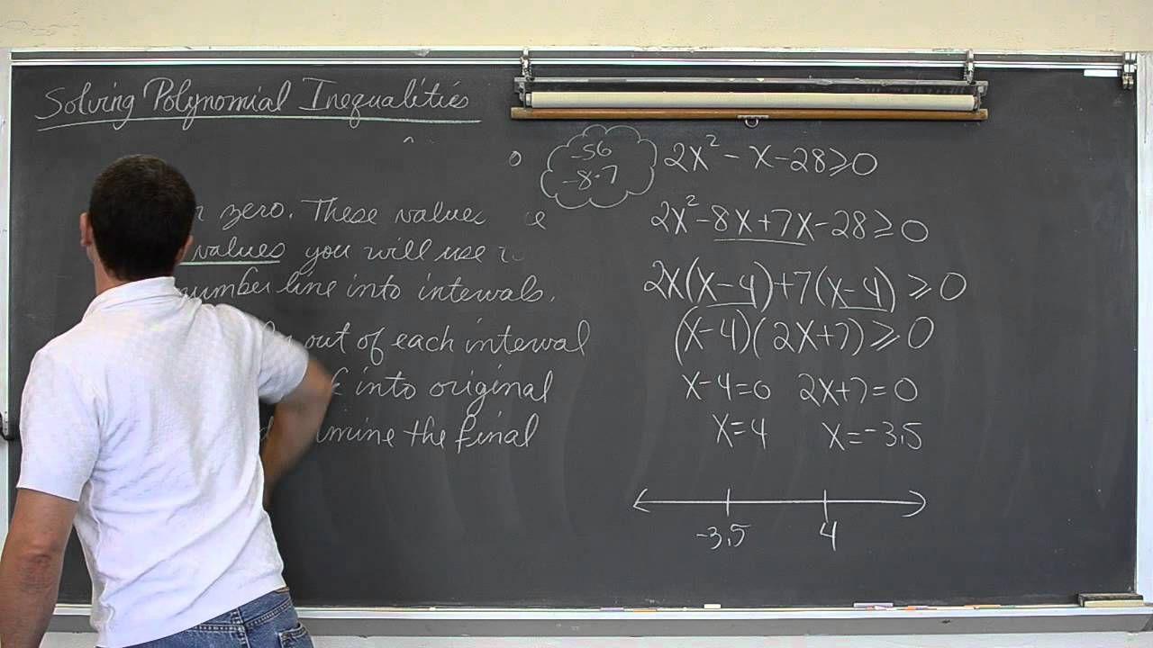 Solving Two Step Inequalities Worksheet Solving Linear Equations Solving Equations Solving Inequalities