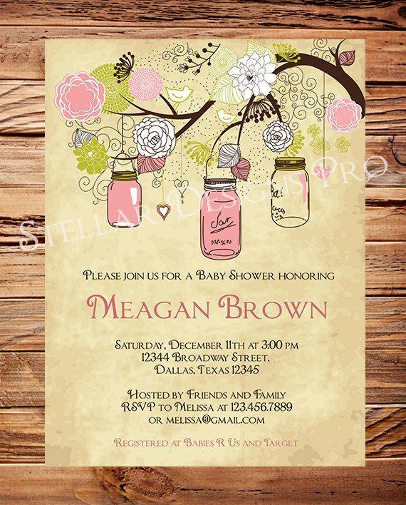 Vintage baby shower invitation vintage mason by stellardesignspro vintage baby shower invitation vintage mason by stellardesignspro 2100 filmwisefo Images