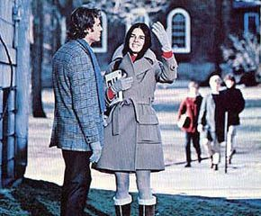 Ali Macgraw Love Story Outfits