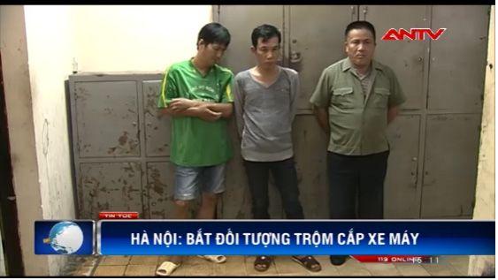 Quận Hoàn Kiếm: Triệt phá đường dây trộm cắp xe máy lớn