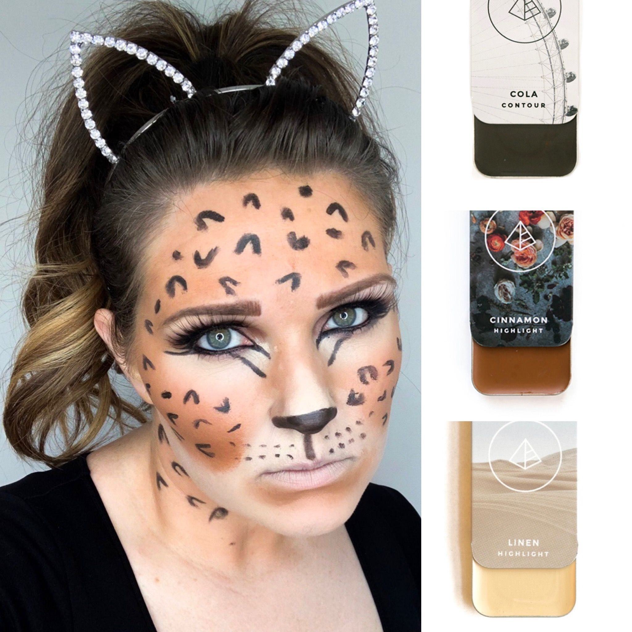 Easy Halloween Looks Straight From Your Makeup Drawer