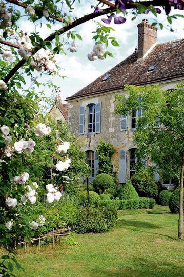 Jardin de charme : aménager un jardin en ville, à la campagne ...