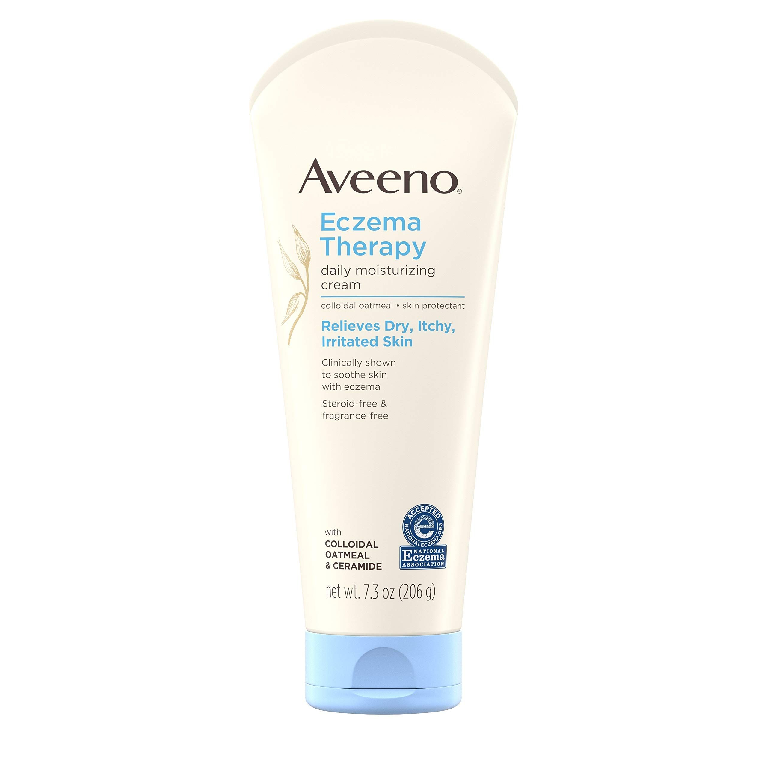 Aveeno Eczema Therapy Daily Mois Moisturizer Cream Daily Moisturizer Soothing Lotion