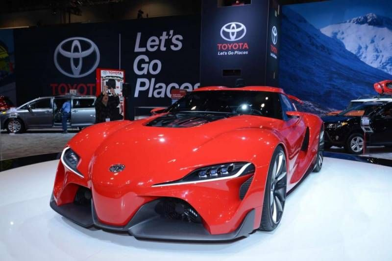 2015 Toyota Supra specs and price | RELEASE DATE 2014-2015