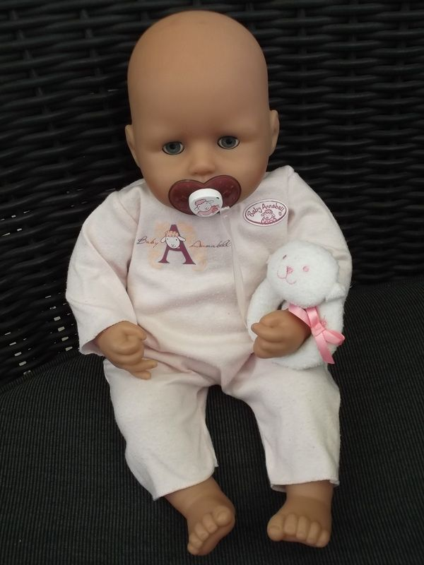 Baby Annabell tweedehands - De Baby Born shop