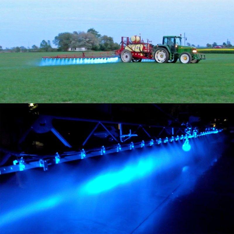 Agriculture Led Work Lamps Blue Beam Work Lamp Led Spotlight Work Lights