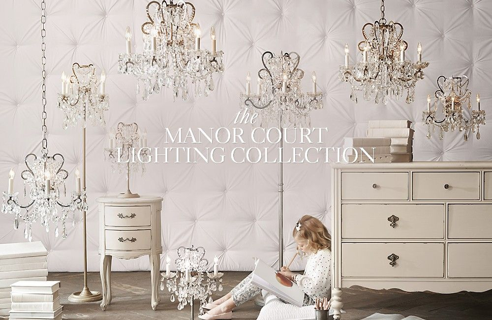 The Manor Court Collection RH Baby & Child in 2020